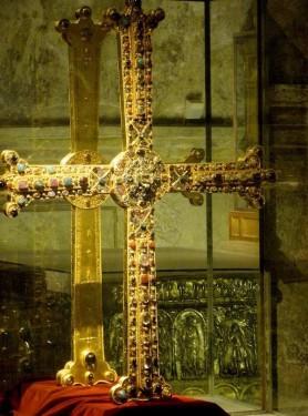 La cruz de la Victoria de Asturias