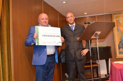 Mejor cachopo de Madrid categoría Mejor presentación