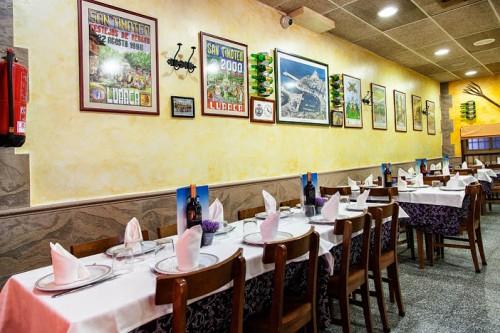 Restaurante para cenas de navidad en MAdrid
