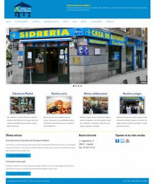 web casa de asturias