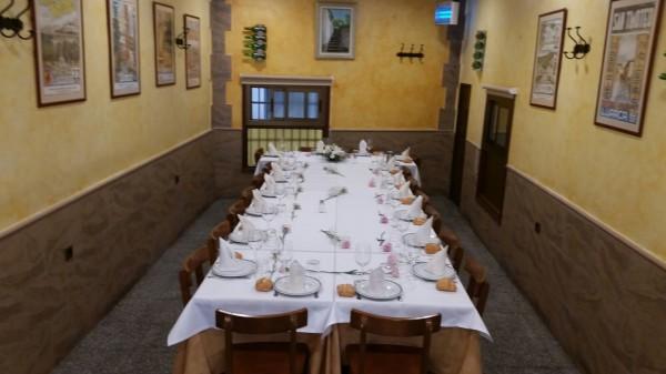 Restaurante para comidas de grupos en Madrid