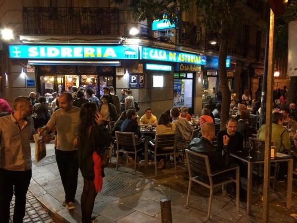 terraza de verano en madrid