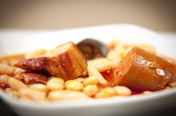 comer fabada asturiana en madrid