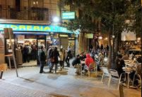 Sidrería para grupos Madrid