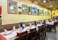 Salón comedor restaurante para comidas empresa en Madrid